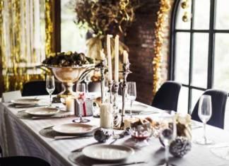 restauracja przygotowana na przyjęcie gości
